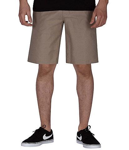 Hurley Dri-Fit Breathe 21#double; Outseam Hybrid Shorts