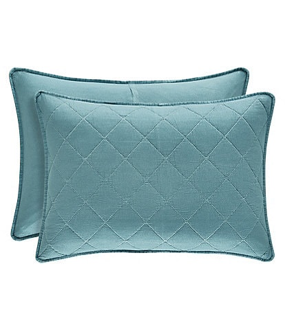 J. by J. Queen New York Oakland Quilted Sham