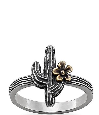 James Avery Cactus Blossom Ring