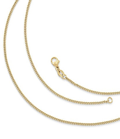 James Avery Fine Curb Chain