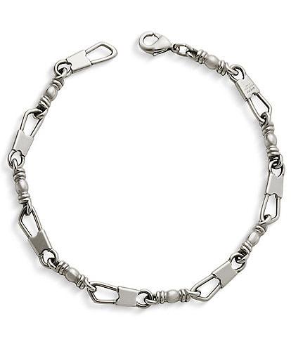 James Avery Fishers of Men Stainless Steel Line Bracelet