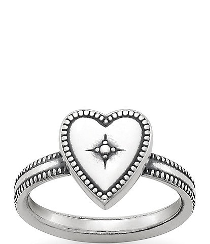 James Avery Vintage Heart Ring