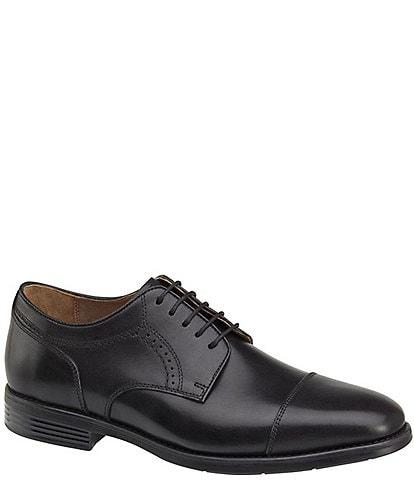 Johnston & Murphy Men's Branning XC4 Cap Toe Waterproof Shoes
