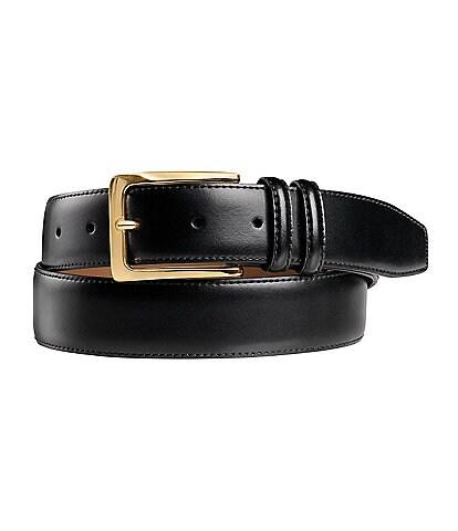 Johnston & Murphy Smooth Basic Belt