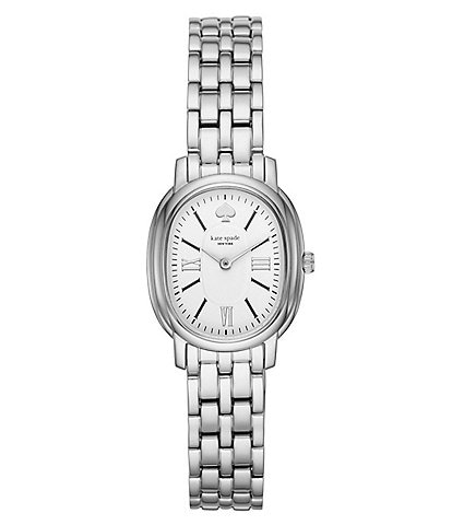 kate spade new york Silver-Tone Staten Watch