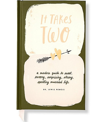 kate spade new york Two Hearts Bridal Notebook