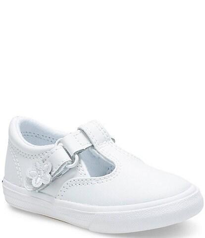 Keds Daphne Girls' Flower Detail Sneakers
