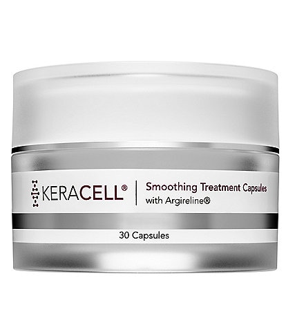 Keracell Smoothing Treatment Capsules with Argireline®