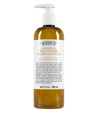 Kiehl's Since 1851 Calendula Deep Cleansing Foaming Face Wash