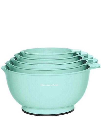 KitchenAid Ice Blue 5-Piece Mixing Bowl Set