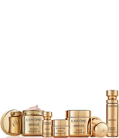Lancome Absolue Luxury Skincare Collection