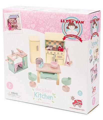 Le Toy Van Honeybake Daisy Lane Kitchen Furniture Set