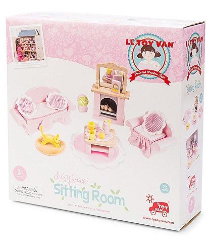 Le Toy Van Honeybake Daisy Lane Sitting Room Furniture Set
