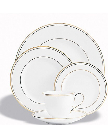 Lenox Federal Gold Bone China 5-Piece Place Setting