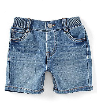 Levi's® Baby Boys 3-24 Months Denim Knit Shorts