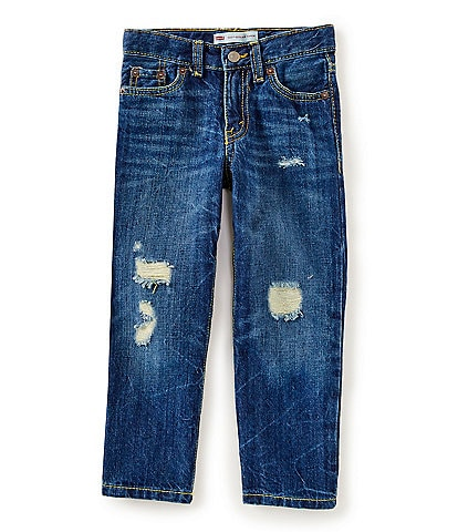 Levi's® Little Boys 4-7X 502 Regular Taper Jeans