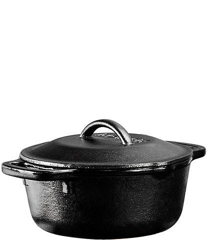 Lodge Cast Iron 1-Quart Dutch Oven