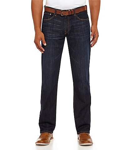 Lucky Brand 221 Original Straight-Leg Slim-Fit Jeans