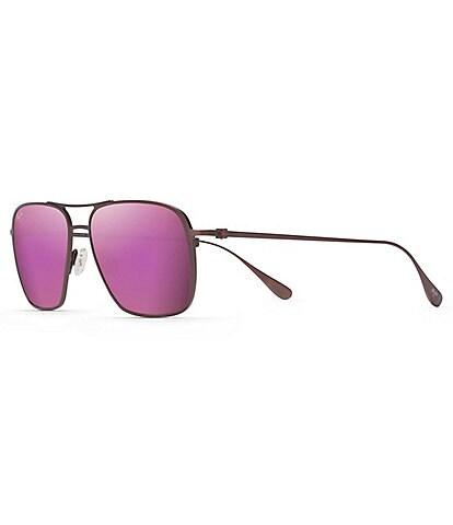 Maui Jim Beaches Polarized Aviator Sunglasses