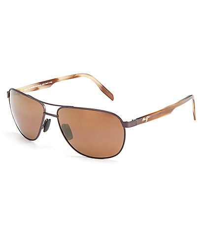 Maui Jim Castles Polarized Navigator Sunglasses