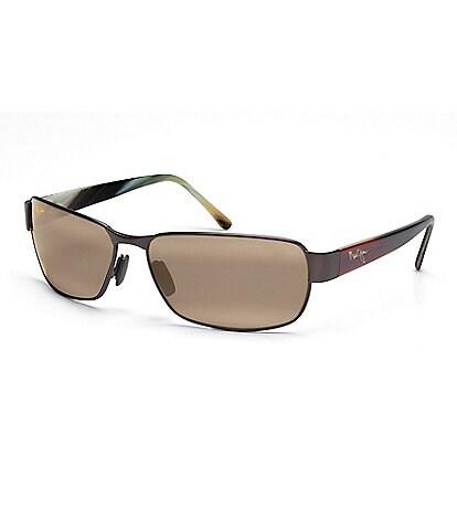 Maui Jim Polarized Black Coral Sunglasses
