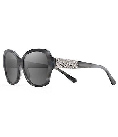 Maui Jim Swaying Palms Polarized Fashion Sunglasses