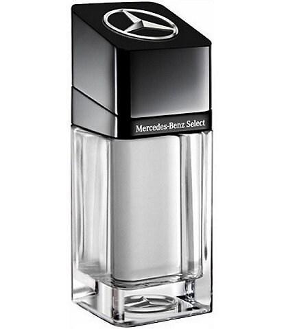 Mercedes Benz Select Eau de Toilette Spray
