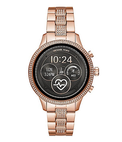 Michael Kors Access Touchscreen Smartwatch - Runway Rose Gold Watch
