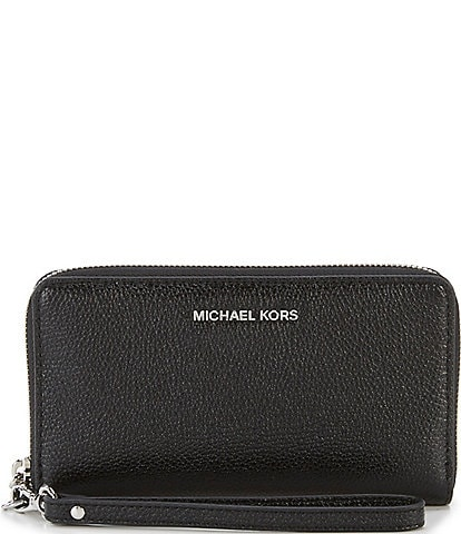 MICHAEL Michael Kors Mercer Large Flat Multifunction Phone Wallet