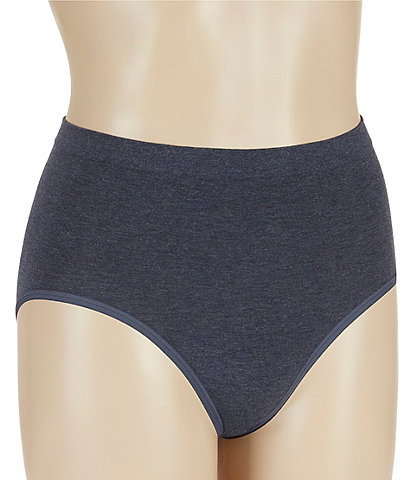 Modern Movement Cotton Seamless Brief