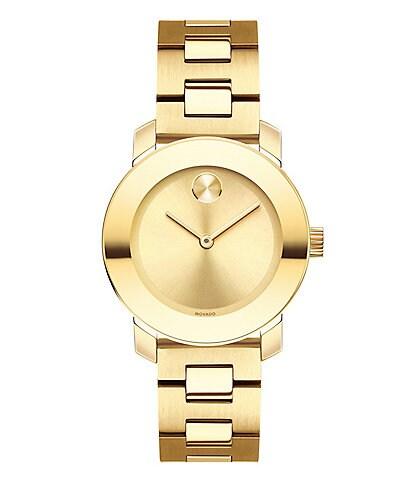 Movado Bold Analog Bracelet Watch