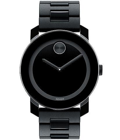 Movado Bold Large Bracelet Analog Watch