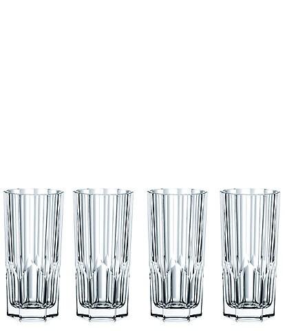 Nachtmann Aspen Longdrink Glasses, Set of 4