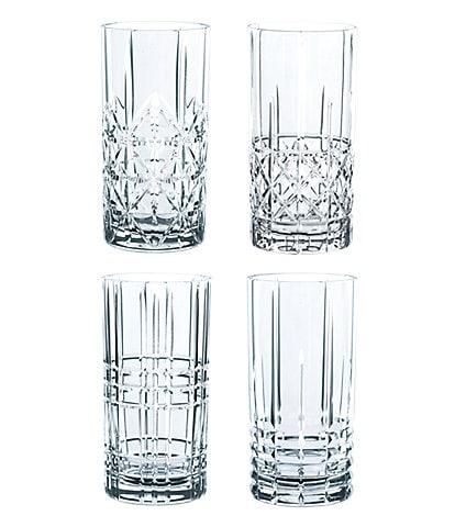 Nachtmann Highland Long drink Glasses, Set of 4