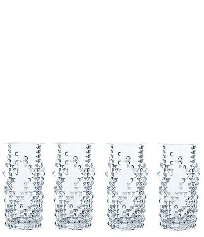 Nachtmann Punk Longdrink Glasses, Set of 4
