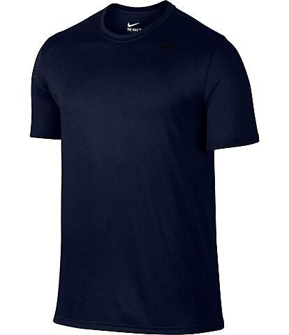 Nike Big & Tall Legend 2.0 Men's Training Short-Sleeve Crewneck Shirt