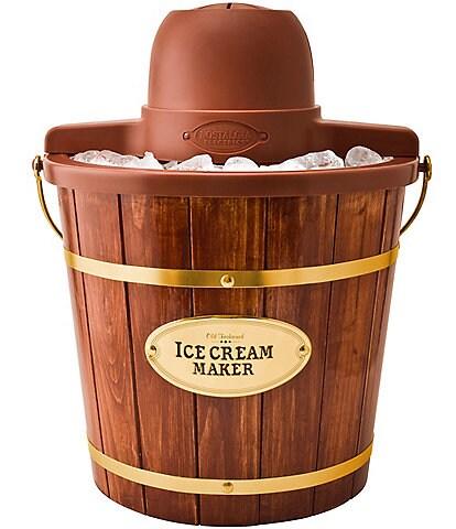 Nostalgia Electrics Old Fashioned Ice Cream Maker