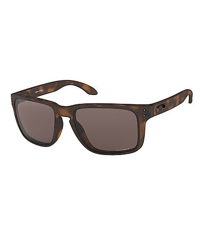 Oakley Mens Tortoise Holbrook XL Sunglasses