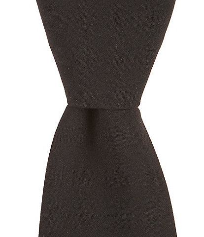 Original Penguin Village Solid Skinny 2 1/4#double; Tie