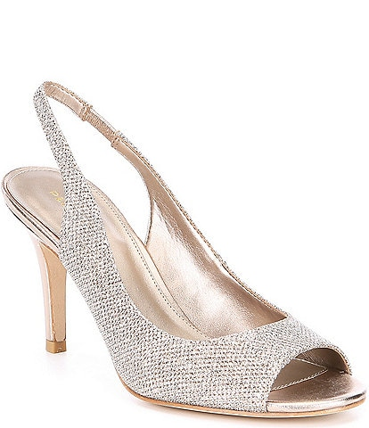 Pelle Moda Rocia Sling Back Pumps