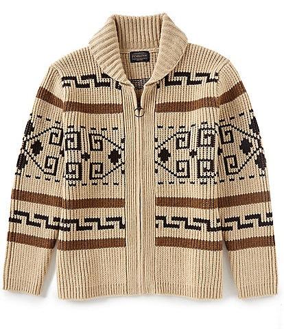 Pendleton The Original Westerley Full-Zip Sweater