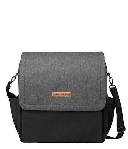 Petunia Pickle Bottom Boxy Backpack Colorblock Diaper Bag