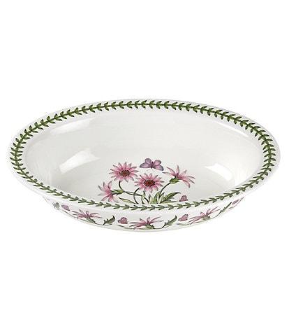Portmeirion Botanic Garden Floral Oval Pie Dish