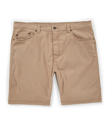 Prana Brion Slim-Fit Flat-Front 9#double; Inseam Stretch Shorts