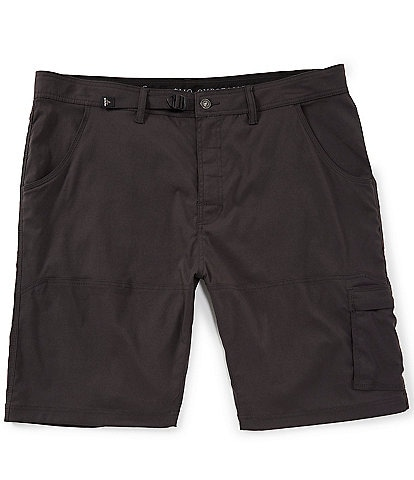 Prana Zion 10#double; Inseam Stretch Cargo Shorts