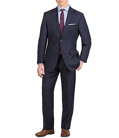 Ralph by Ralph Lauren Athletic-Fit Solid Wool Suit