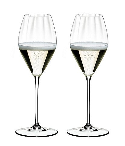 Riedel Performance Champagne Glass, Set of 2