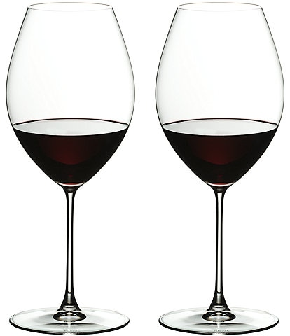 Riedel Veritas Old World Syrah Glasses, Set of 2