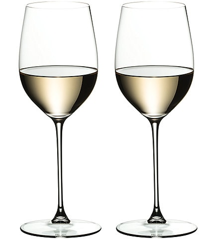 Riedel Veritas Viognier/Chardonnay Glasses, Set of 2