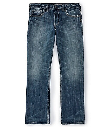 Silver Jeans Co. Gordie Loose Fit Washed Jeans